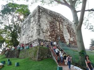 Porta de Santiago Inside
