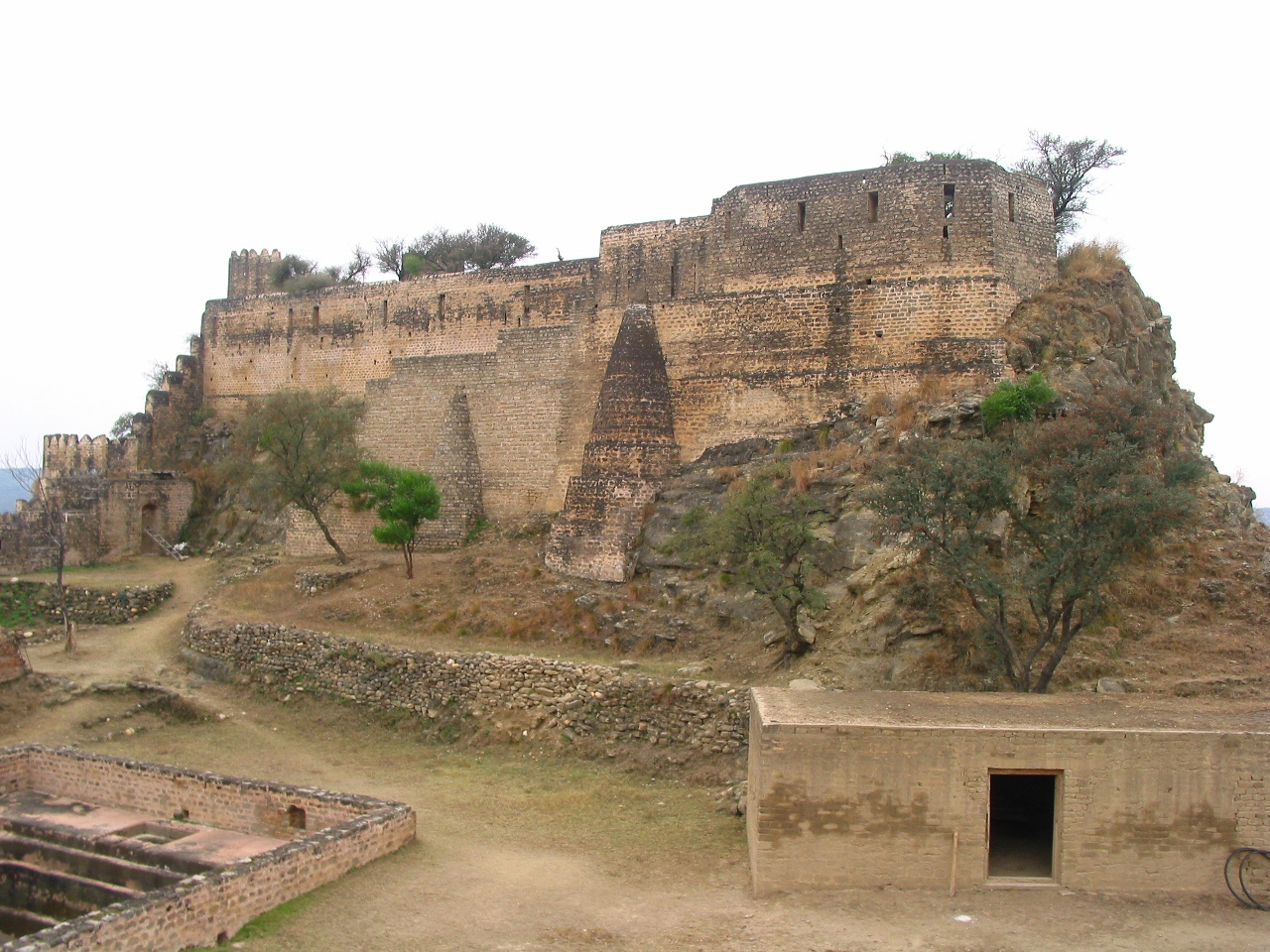 Ramkot Fort Historical Facts and Pictures | The History Hub