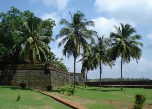 St. Angelo Fort Inside