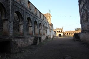 Inside of Basavakalyana Fort