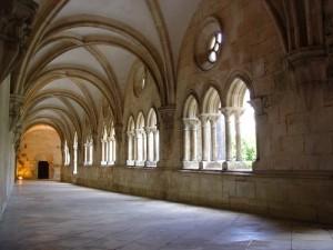 Alcobaca Monastery Inside