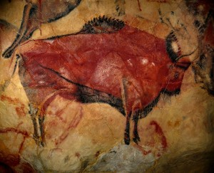 Altamira Bison Painting