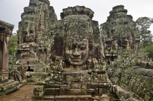 Angkor Wat Gods Murti Temple