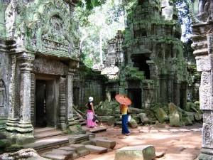 Angkor Wat Inside