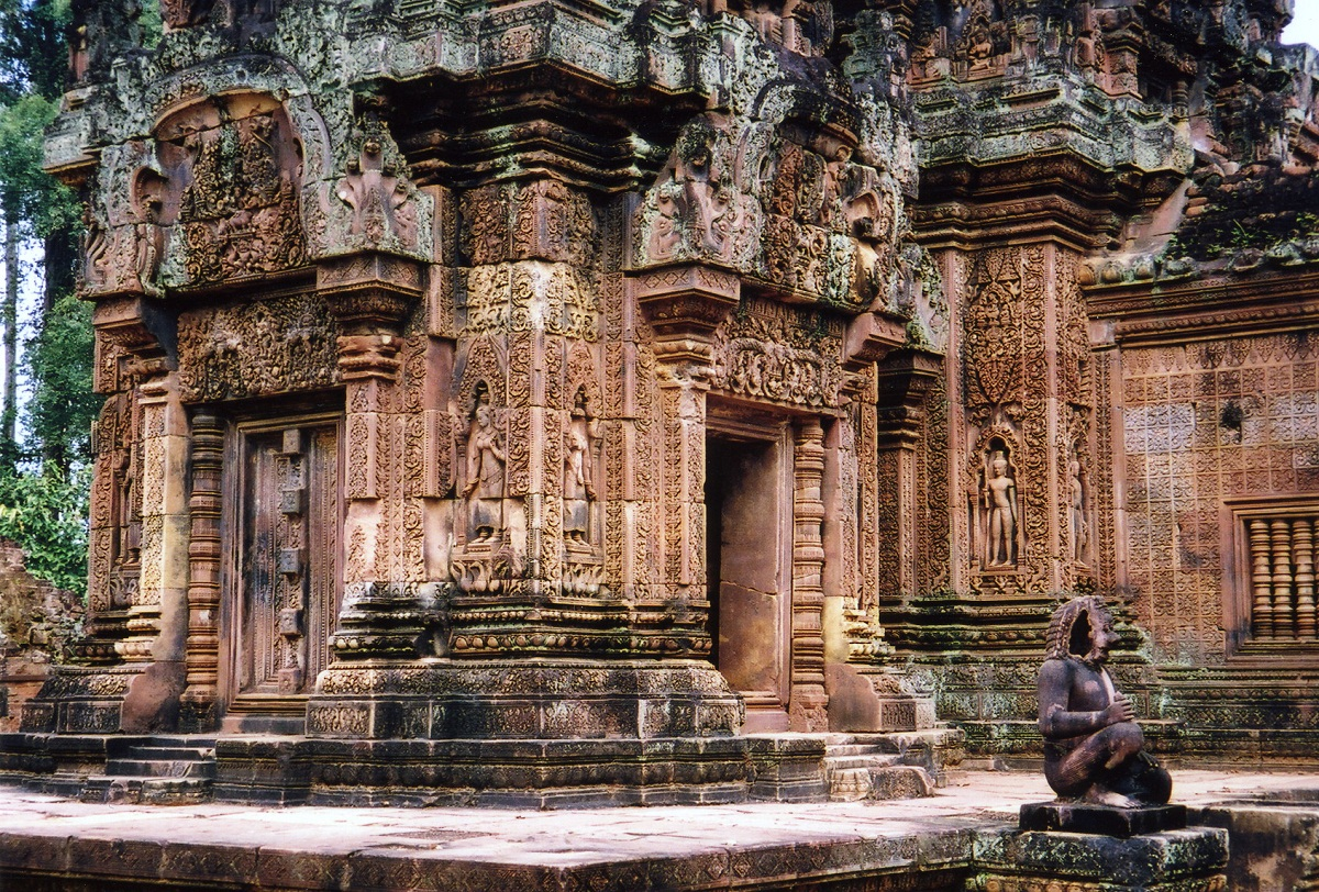 Angkor Wat Historical Facts And Pictures The History Hub