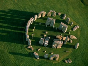 Ariel View Image for Stonehenge