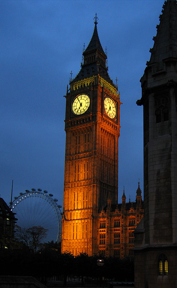 Big Ben Historical Fac...