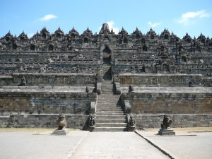 Borobudur Temple Entrance