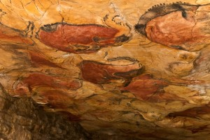 Cave of Altamira Painting
