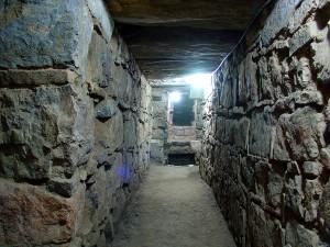 Chavin de Huantar Inside