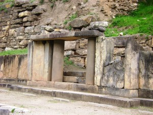 Chavin de Huantar Temple