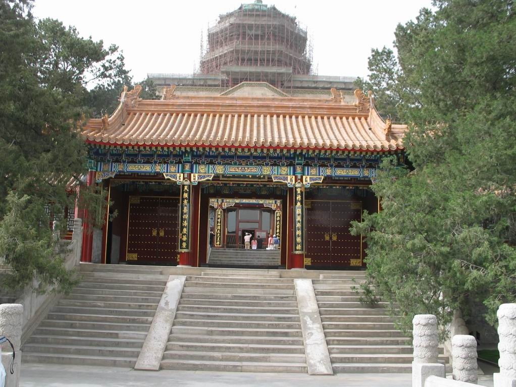 Summer Palace China Historical Facts And Pictures The