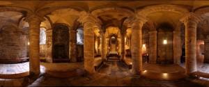 Durham Castle Norman Chapel