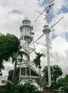 Fort Cornwallis Lighthouse