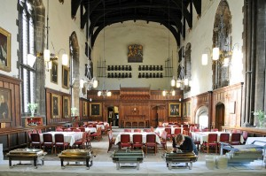 Great Hall of Durham Castle