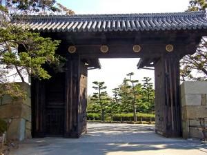 Himeji Castle Entrance