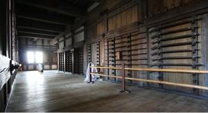 Himeji Castle Inside