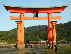 Itsukushima Shrine Images