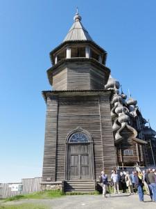 Kizhi Pogost Bell Tower
