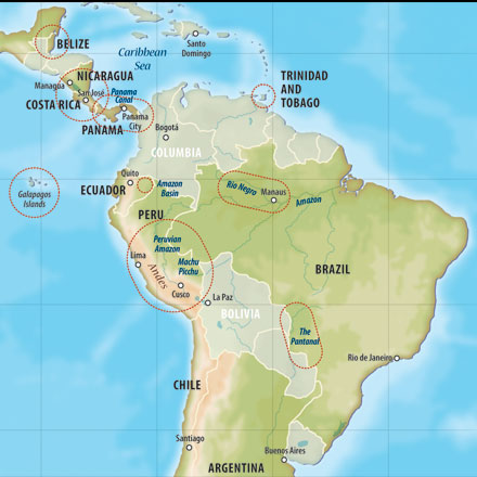 Ancient Latin America: South America