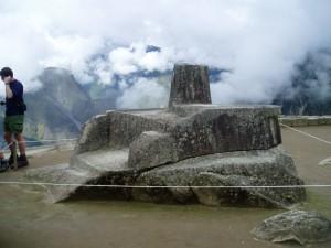 Machu Picchu Solar Clock