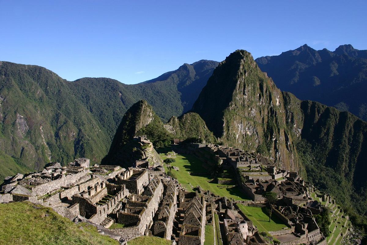 The Lost Inca Empire