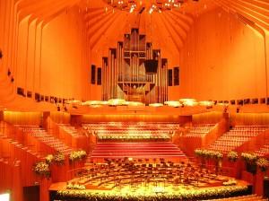 Opera House Inside
