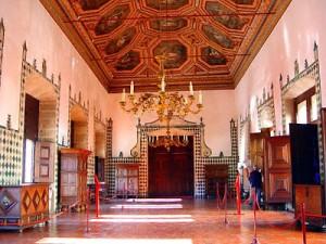 Pena National Palace Inside