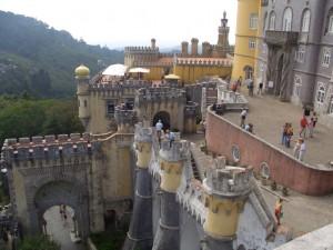 Pena National Palace Photos