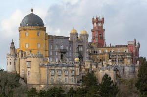 Pena National Palace Pictures