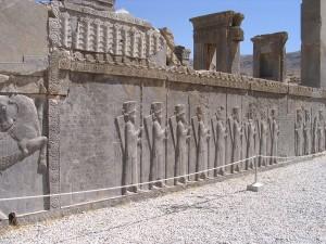 Persepolis Darwazeh-i-Mellal