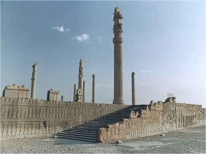 Persepolis Hall of Apadana