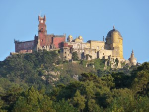 Pictures of Pena National Palace