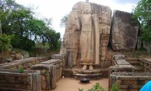 Somapura Mahavihara Buddhist Statue