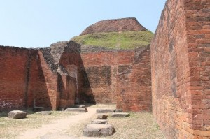 Somapura Mahavihara Inside