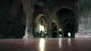 Sona Mosque Inside