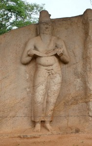 Statue of Rishi Pulastha