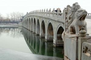 Summer Palace Seventeenth Arch Bridges