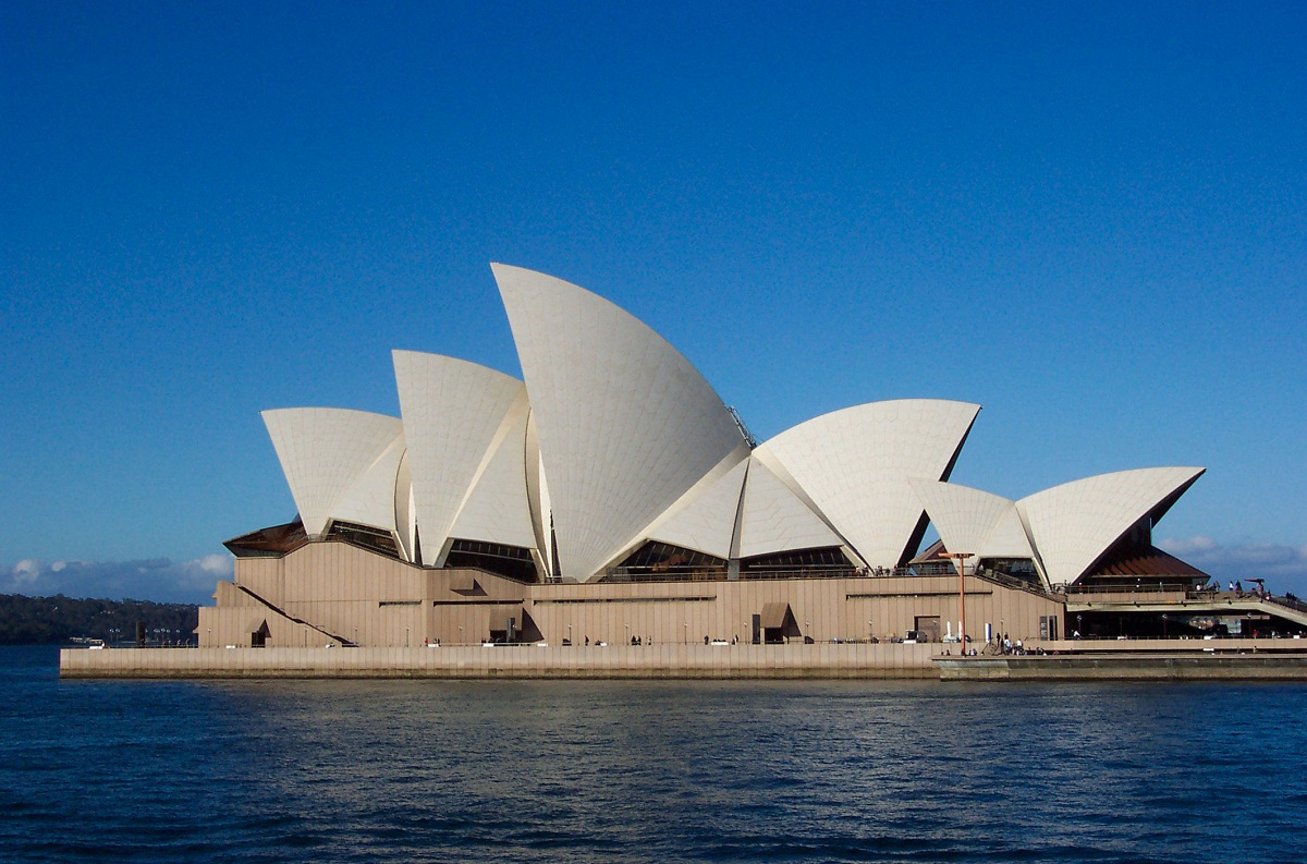 Sydney opera house historical facts and pictures the history hub