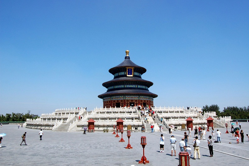 Self-guided Temple of Heaven Tour