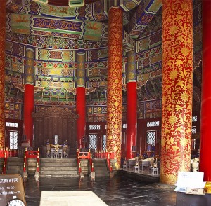 Temple of Heaven Inside