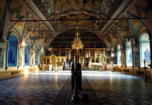 Trinity Lavra of St. Sergius Inside