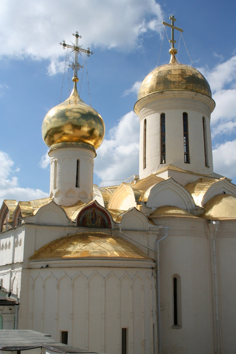 Trinity Lavra Of St Sergius Pictures