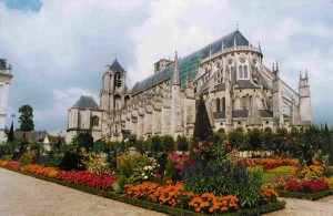 Bourges Cathedral Images