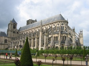 Bourges Cathedral Photos