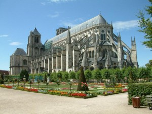 Bourges Cathedral Pictures