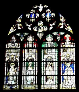 Bourges Cathedral Stained Glass Pictures