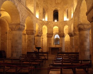 Chapel Inside of The Tower of London