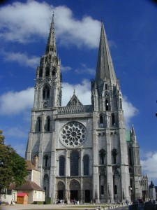 Chartres Cathedral Images