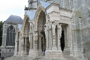 Chartres Cathedral North Porch